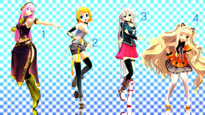MMD Pose Pack 15