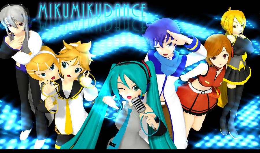 Miku Miku Dance! by Aisuchuu