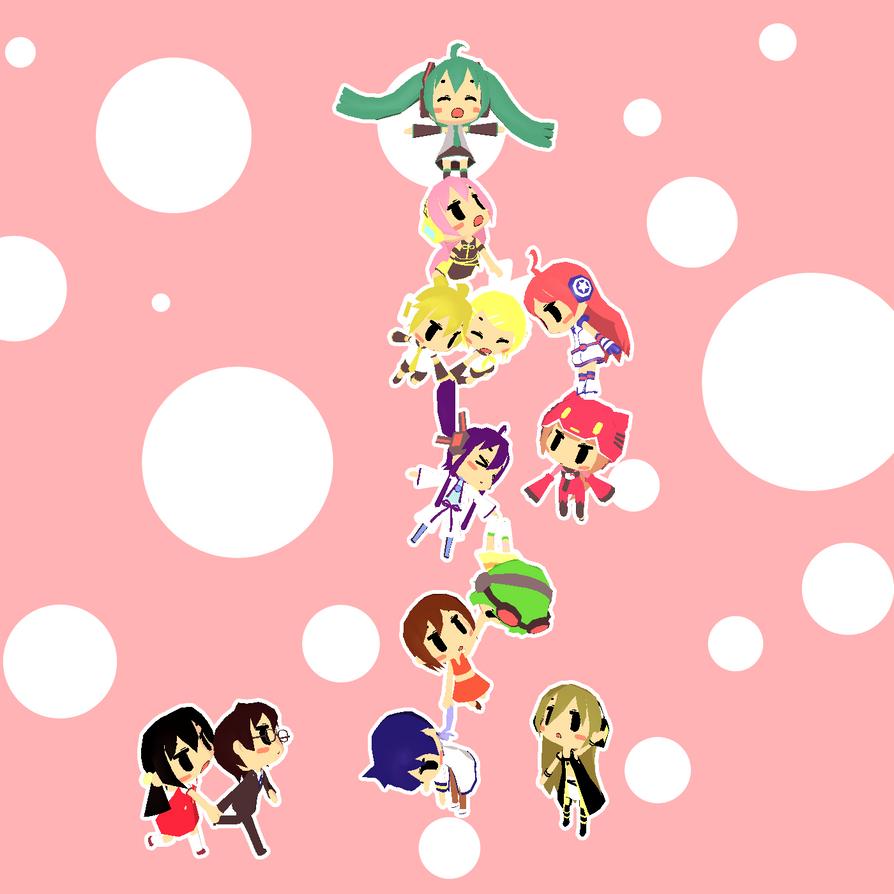 Teamwork! by Aisuchuu