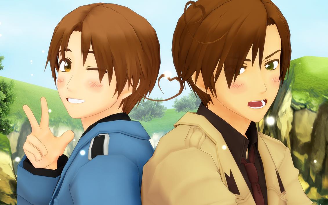 Bros by Aisuchuu