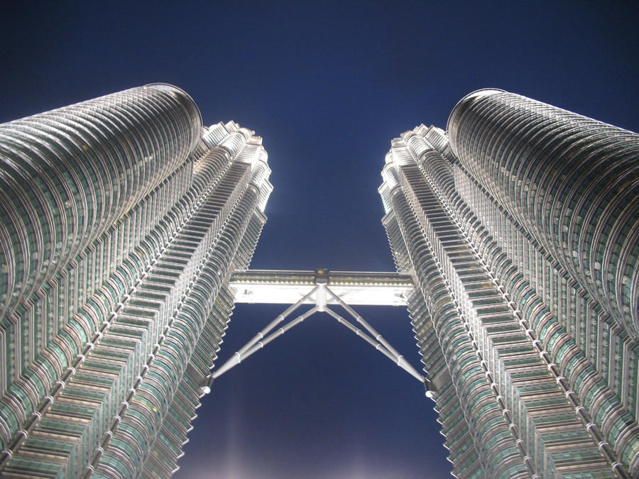 Petronas Tower by ibeliveicanfly
