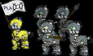 Zebra Squad- PLA