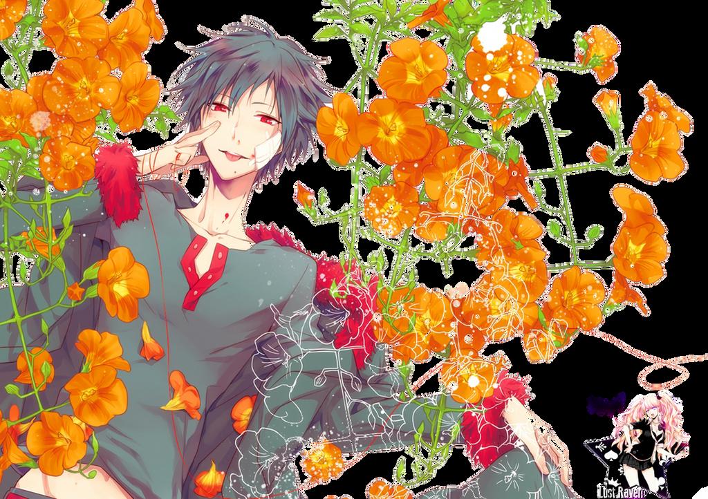 39 Renders Mangas fleuris  Izaya_render2_by_keith_ryan_scarlet-d7lw5dq