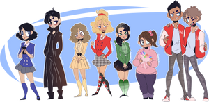 Heathers - Cast