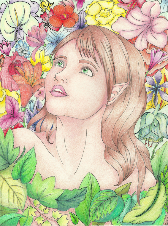 Flora by dreamwolvie