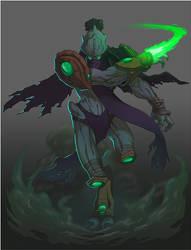 Zeratul - Heroes of the Storm