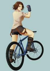 Asuka Kazama. T7