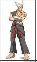heihachi mishima.t5.namco