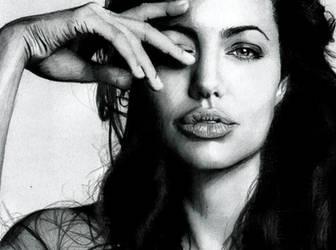 Charcoal Angelina by AuroraMist
