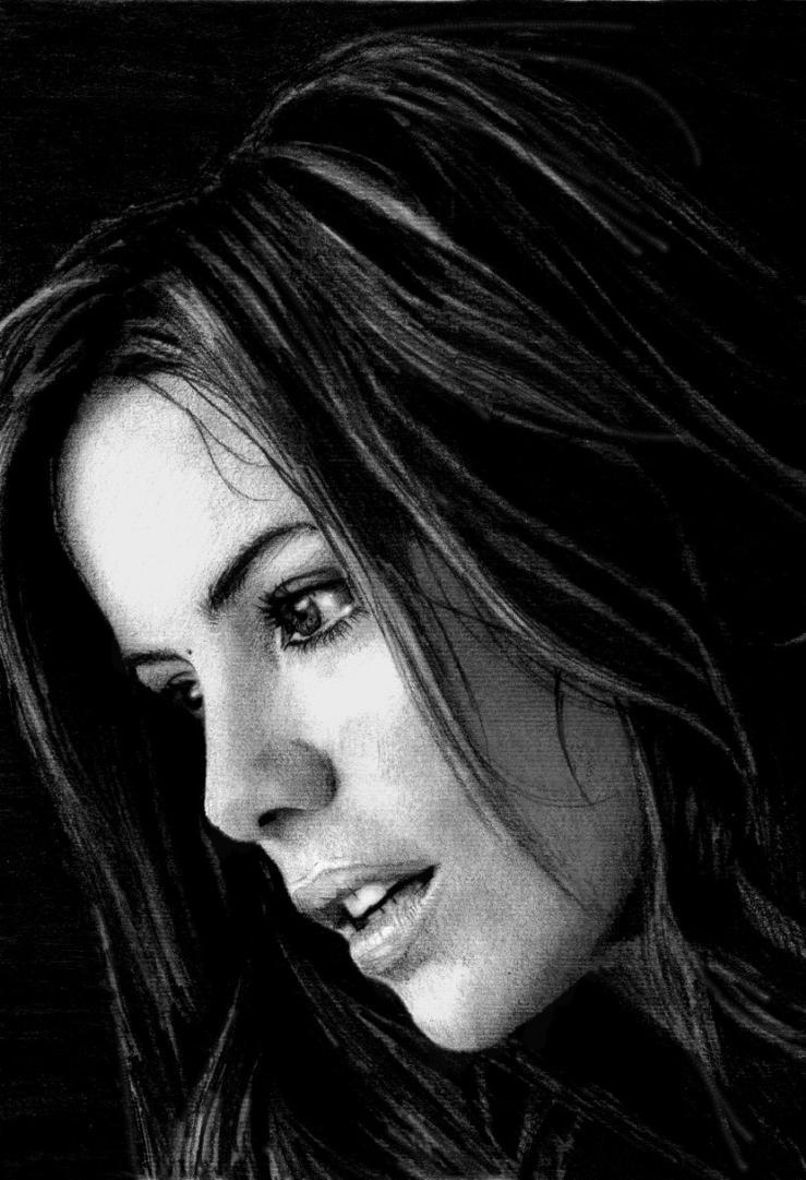 Kate Beckinsale by AuroraMist