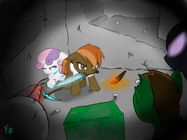 Don't mine at night by Faulty-Roze