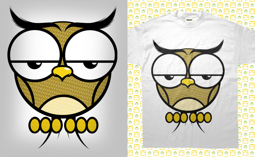 Owl by monned