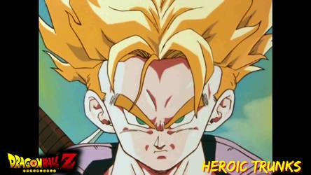 Dragon Ball Z - Heroic Trunks (Metal Cover) by infinitytone