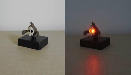 Duskull with LEDs