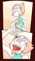 Commission: Pearl Vore by jj-psychotic