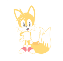 All I Ever Draw Is Tails by clockworkstarss
