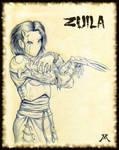 Zuila hurted