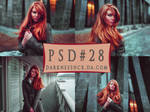 PSD#28 Catch Fire