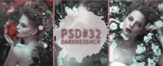 PSD#32 by darknesshcr