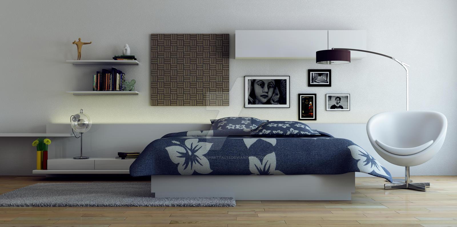 Simple Elegant Bedroom Simple And Elegant Bedroom Design By Ankushmittal13 On Deviantart