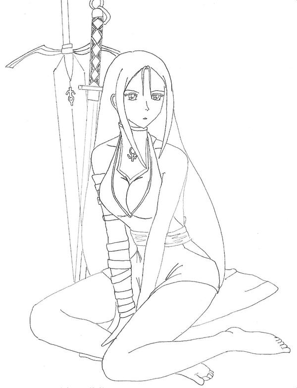 My OC Kaori by gossipCoco