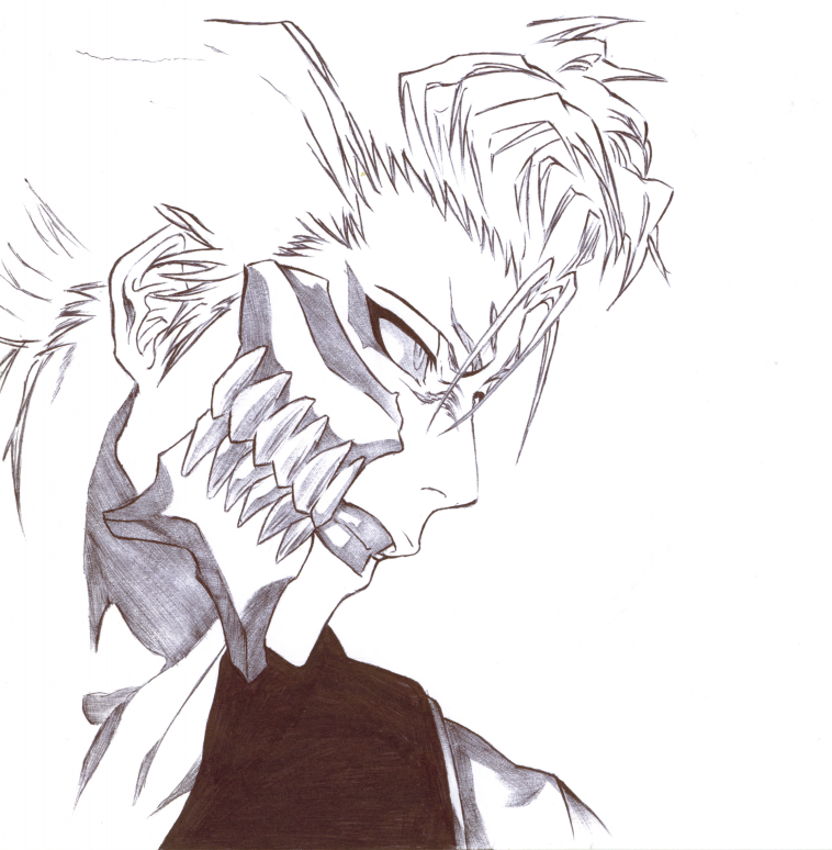 Grimmjow By The-onlie On DeviantArt