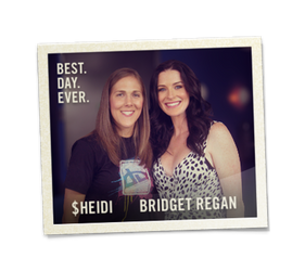 $Heidi and Bridget Regan