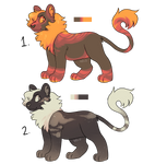 Lion Adopts (OPEN)