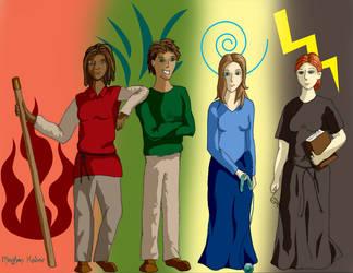 Circle of Magic by LadyZelda
