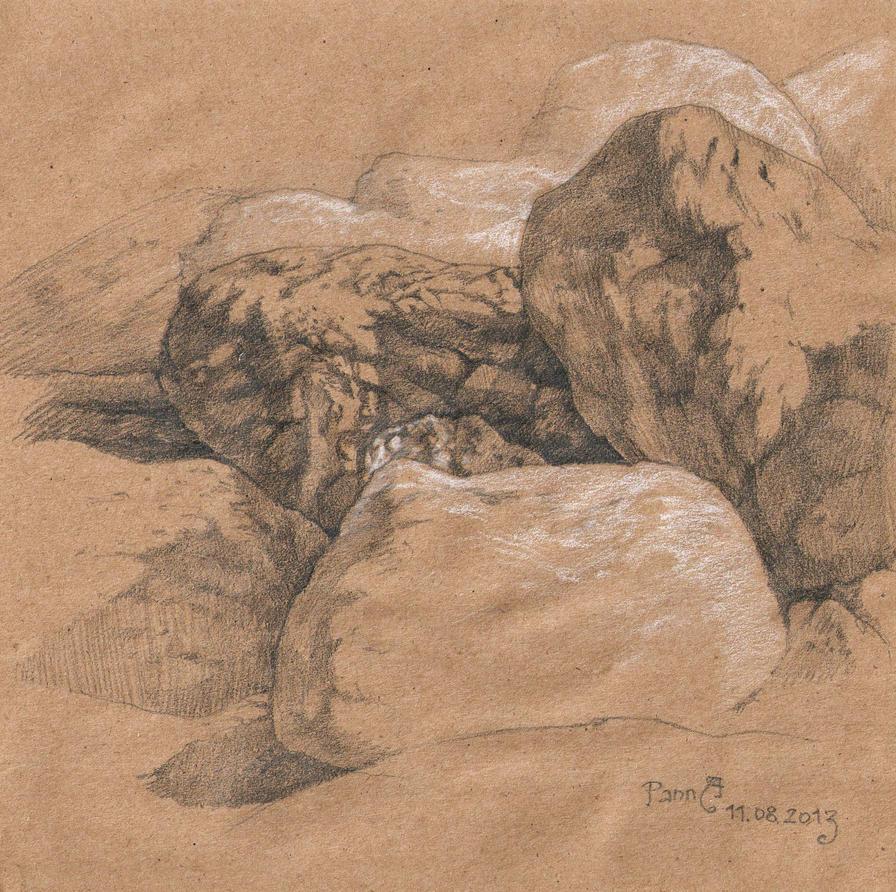 Sea Stones by vasoiko
