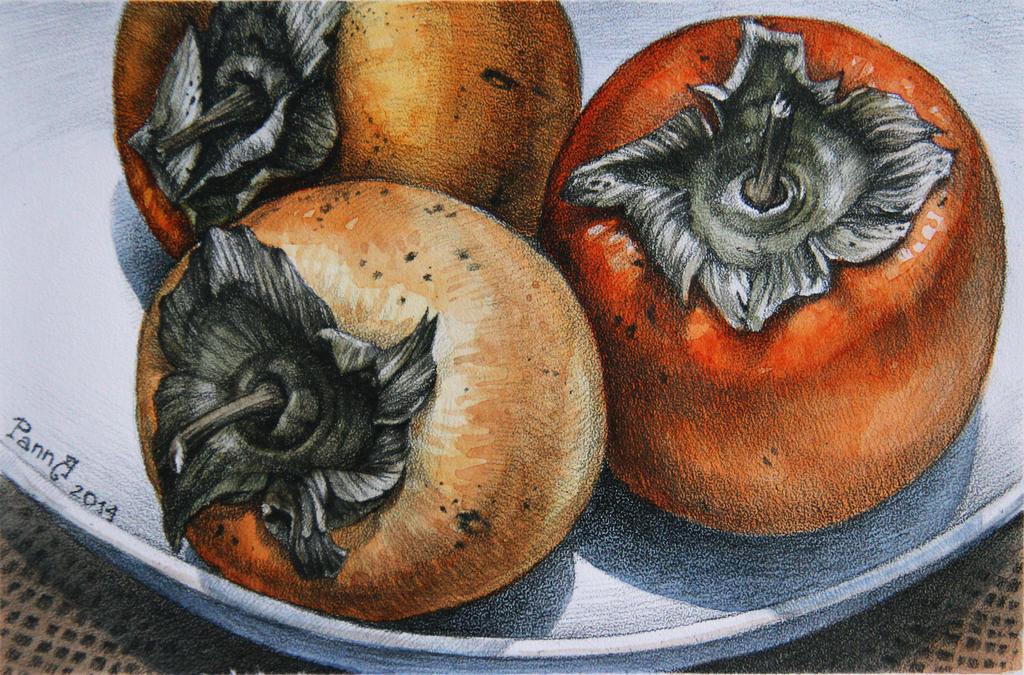 Persimmon 2 by vasoiko