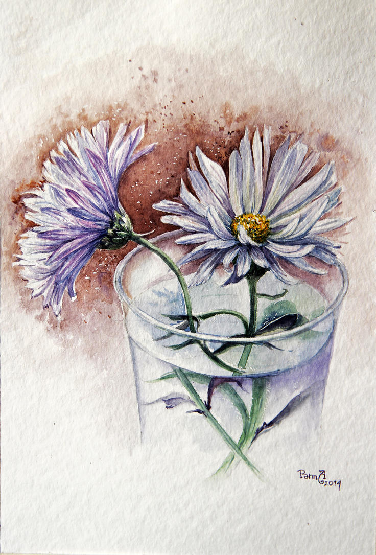 Daisies by vasoiko