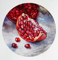 Ruby pomegranate by vasoiko