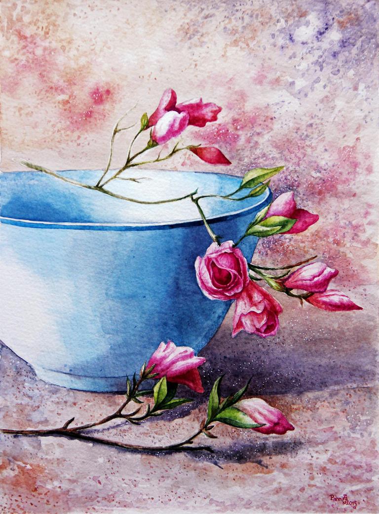 Roses by vasoiko