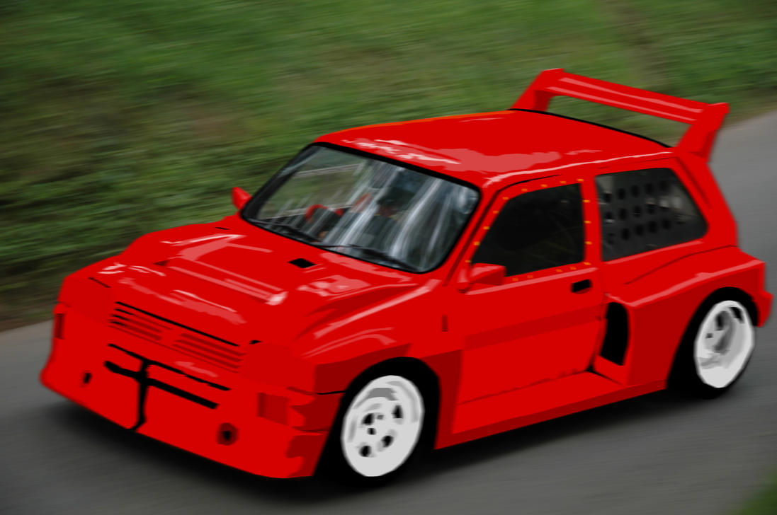 mg metro 6r4 rally car by jonnyxbrainless on deviantart. Black Bedroom Furniture Sets. Home Design Ideas