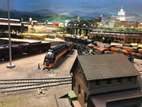 CGMRC Roundhouse Feb. 2019