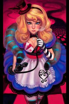 Alice in badassland