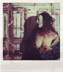 Kabuki Mask 1 by Poet168