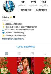 My Instagram by kiwipok