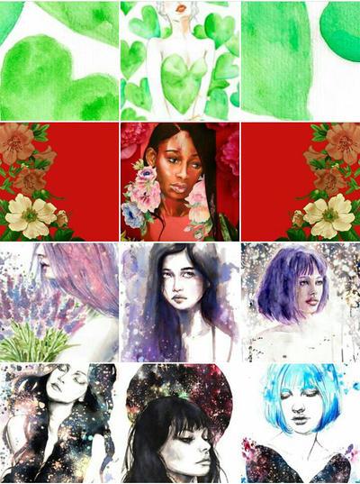 My Instagram - Thecolorway by kiwipok