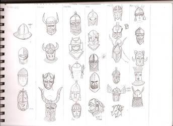 DF helmet ideas by dragonsdale