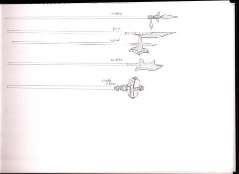 DF weapon sketches 3