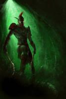 The Amani warrior by krysdecker