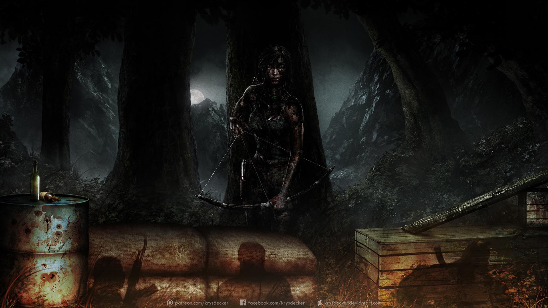 The Survivor by krysdecker