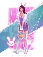 Bunny Dva by krysdecker