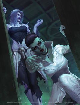 The Banshee and the Bride