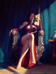 Lady Katrana Prestor