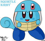 Kirby - Squirtle