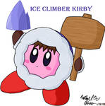 Kirby - Ice Climber