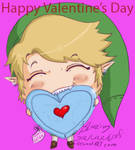 Happy Valentine's from Link
